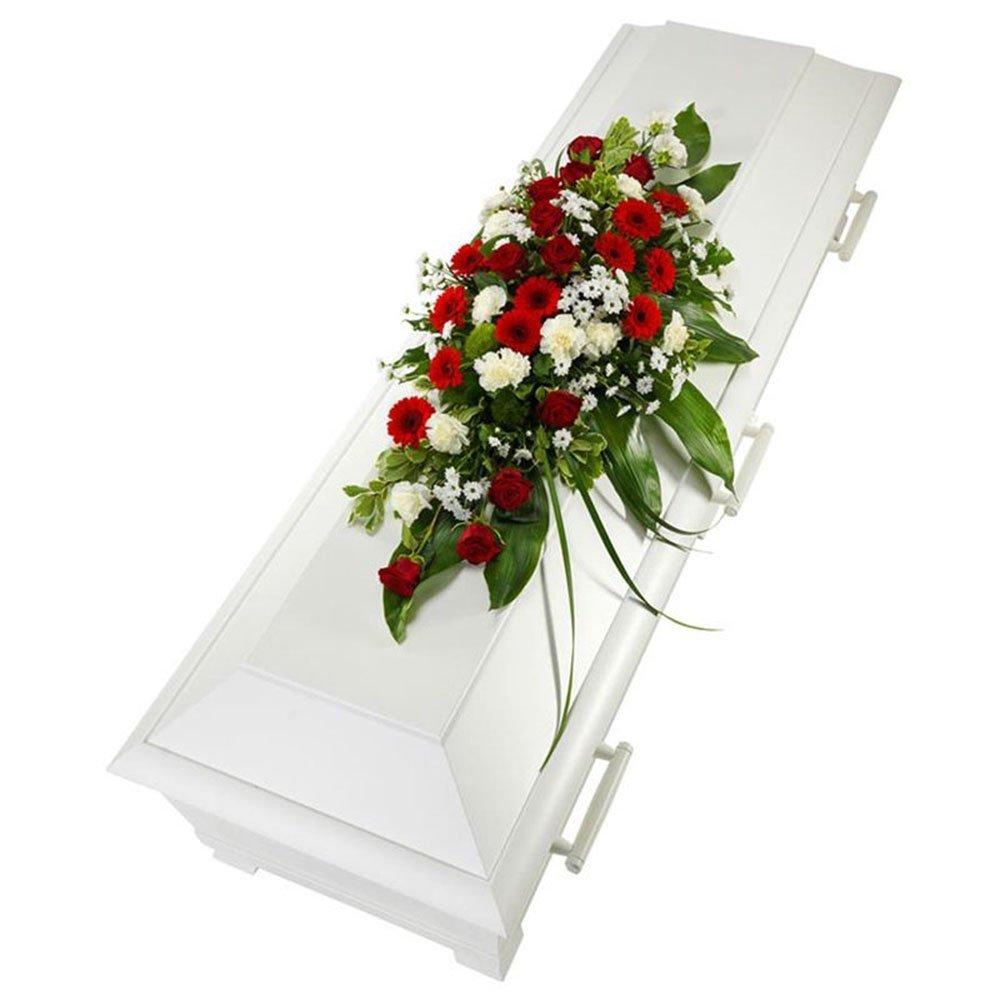 composizione fiori funerale