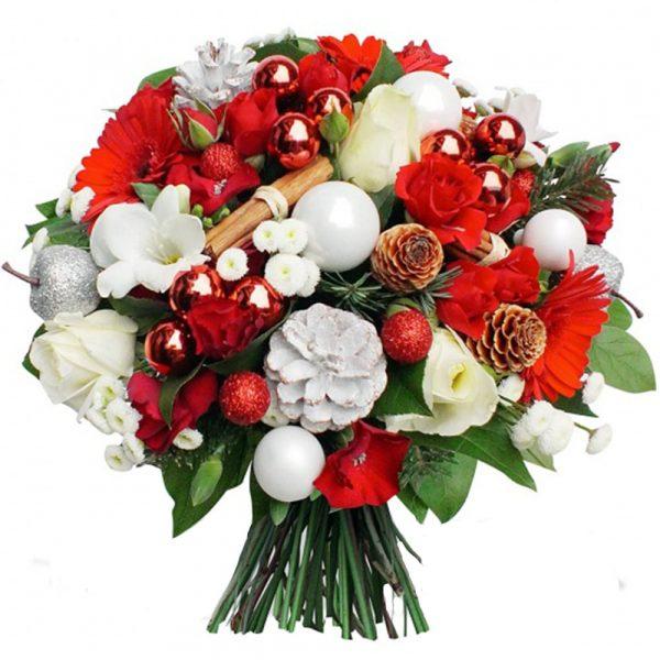mazzo di fiori festività