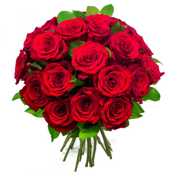mazzo fiori San Valentino