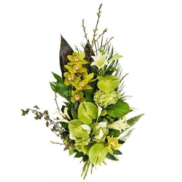 mazzo fiori raffinato
