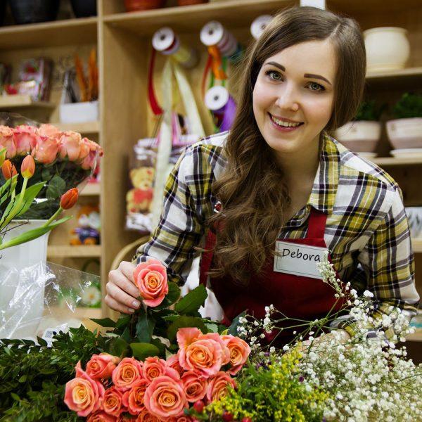 Bouquet di fiori a scelta