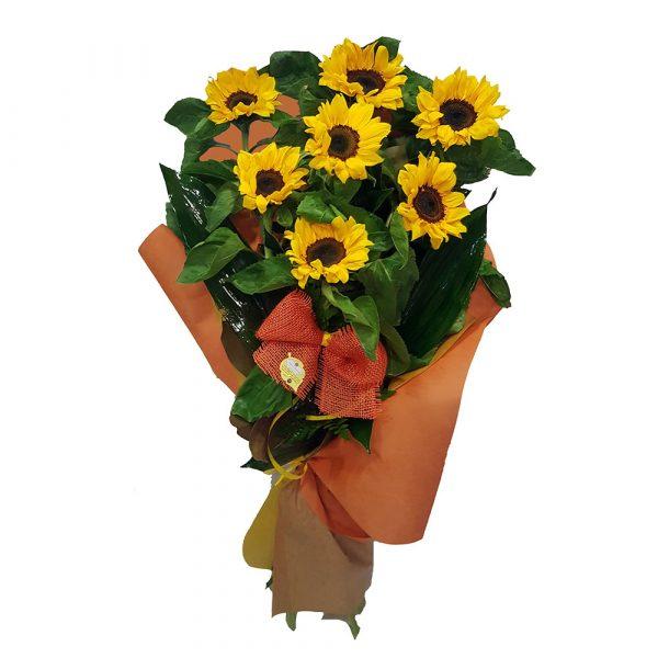 Sunflower mazzo girasoli
